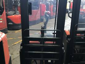 New Toyota BT SWE140 Pedestrian Stacker Truck - picture2' - Click to enlarge