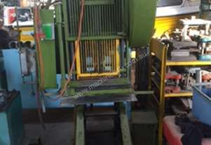 Wg Goetz Press Machine Industrial
