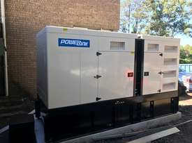550kVA Silenced generator set with Perkins engine - picture0' - Click to enlarge