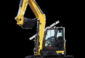 Yanmar   8T for Hire