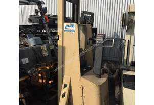 Crown   USED ELECTRIC STACKER