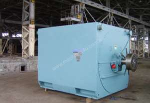7800kw 10500 hp 4 pole Westinghouse Electric Motor