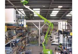 NIFTY HR12 Mobile knuckle boom - 10.6m (34ft) diesel