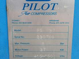 PILOT PS37 ELECTRIC AIR COMPRESSOR  - picture0' - Click to enlarge