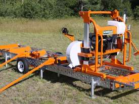 LumberPro HD36 Norwood Sawmill & Trailer combo - picture0' - Click to enlarge