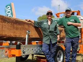 LumberPro HD36 Norwood Sawmill & Trailer combo - picture2' - Click to enlarge
