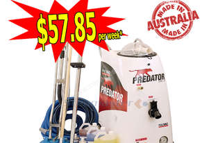Sabrina Polivac Predator MKIII wPre-Heater & Auto Fill/Empty Carpet, Upholstery, Tile & Grout Cleani