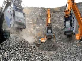 XCENTRIC 16T+ CRUSHER BUCKETS   RENT-TRY-BUY TODAY! - picture11' - Click to enlarge
