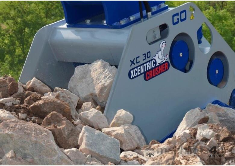 XCENTRIC CRUSHER BUCKET 16T+