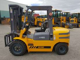 Victory VF40D diesel forklift - picture0' - Click to enlarge