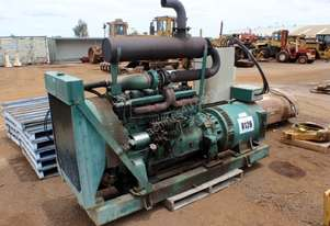 Mccoll CB8 Generator Set *CONDITIONS APPLY*