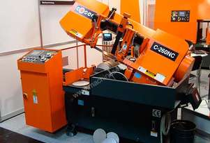 Cosen C-260NC Fully Automatic Bandsaw