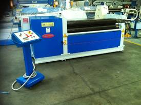 SM-S1510 - 1500mm X 10mm Plate Rollers - picture0' - Click to enlarge