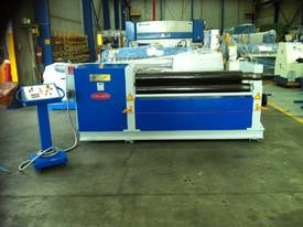 SM-S1510 - 1500mm X 10mm Plate Rollers - picture2' - Click to enlarge