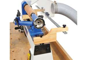 Adjustable Lathe Dust Extraction Hood