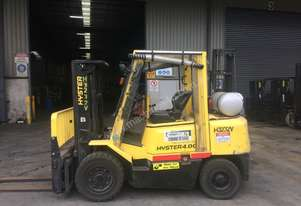 Good condition 4T Counterbalance Forklift