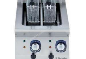 Electrolux 700XP Bench Top Electric Deep Fryer Double Well 5L E7FRED2A00