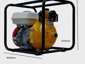 NEW BMAC 7HP 40MM TWIN IMPELLER FIRE PUMP, Model BMFP40-2 - picture2' - Click to enlarge