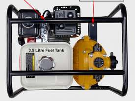 NEW BMAC 7HP 40MM TWIN IMPELLER FIRE PUMP, Model BMFP40-2 - picture3' - Click to enlarge