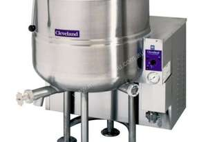 Cleveland KGL-100 Gas heated self contained stationary kettle