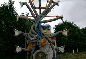 Tornado TURBOMIST SPRAYERS
