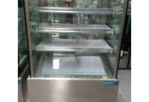 Mitchel Refrigeration1500mm Straight Glass Cold Display - 4 Shelves