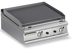 Baron 7GLT/G800 Lava Rock Bench Model Gas Barbeque