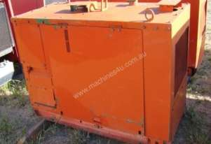 KUBOTA FULLY ENCLOSED GENERATOR LOT 86