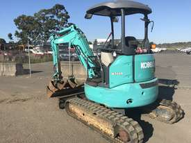 Kobelco SK35SR Tracked-Excav Excavator - picture0' - Click to enlarge