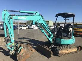 Kobelco SK35SR Tracked-Excav Excavator - picture1' - Click to enlarge