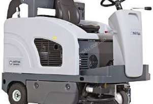 Nilfisk Ride on Sweeper- SW4000 LPG