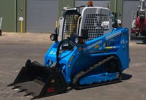 Messersi CTL-40T Tracked Loader Loader
