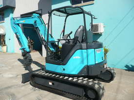 5.0 Tonne Airman Excavator for HIRE with Buckets & Ripper - picture3' - Click to enlarge