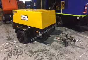 2007 CompAir C38 130cfm Diesel Air Compressor