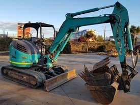 Kobelco SK45/045 Tracked-Excav Excavator - picture3' - Click to enlarge