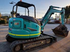 Kobelco SK45/045 Tracked-Excav Excavator - picture4' - Click to enlarge