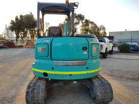 Kobelco SK45/045 Tracked-Excav Excavator - picture6' - Click to enlarge