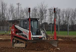 Takeuchi TL150 Tracked Loader Loader