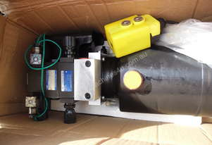 HYDRAULIC POWER PACK 24 VOLT DOUBLE ACTION