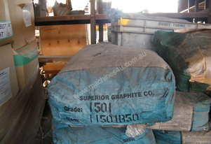 Superior graphite bagged graphite
