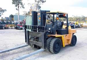6 tonne container entry forklift