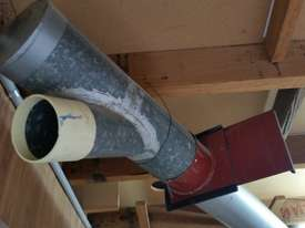 Dust Extraction System - Wood - picture3' - Click to enlarge