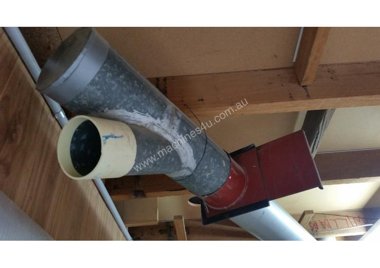 Dust Extraction System - Wood