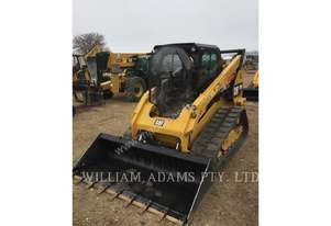 CATERPILLAR 289D Multi Terrain Loaders