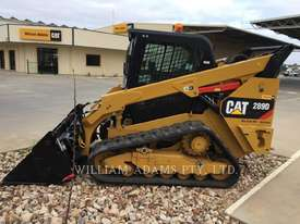 CATERPILLAR 289D Skid Steer Loaders - picture1' - Click to enlarge