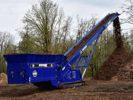 EDGE Mulch Master  |  For stockpiling of lower density, bulky materials - mulch, compost and soils - picture0' - Click to enlarge