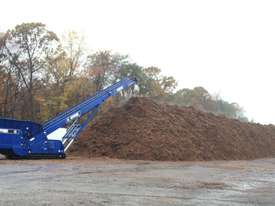 FTS65  Feeder Track Stacker Conveyor (Mulch Master) - picture4' - Click to enlarge