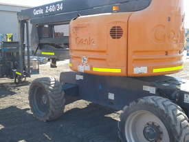 Genie 60ft Knuckle Boom - picture1' - Click to enlarge