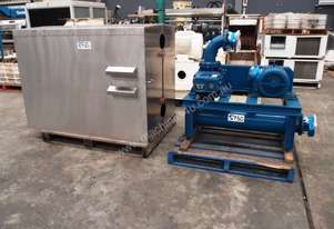 Blower Positive Displacement Rotary Type, 7m3/min