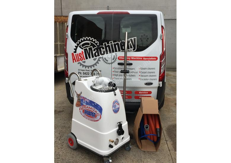 Steam vac invader carpet extractor 2 available